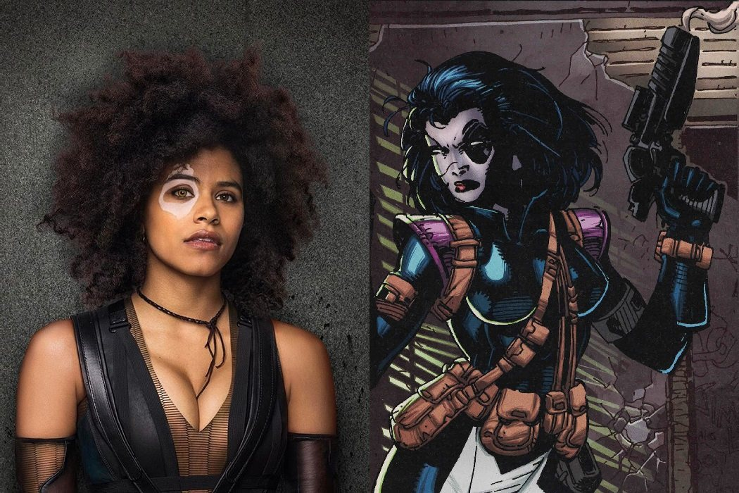 Zazie Beetz (Domino)
