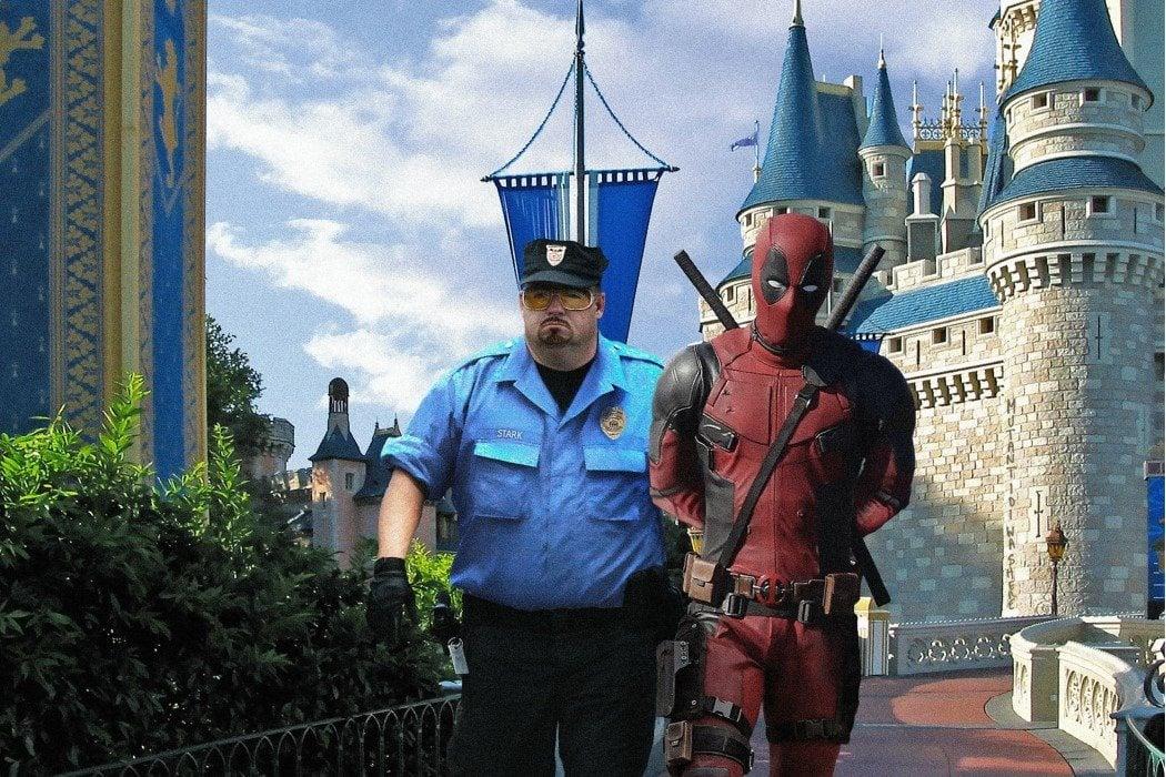 La admiración de Deadpool por el Imperio de Mickey Mouse