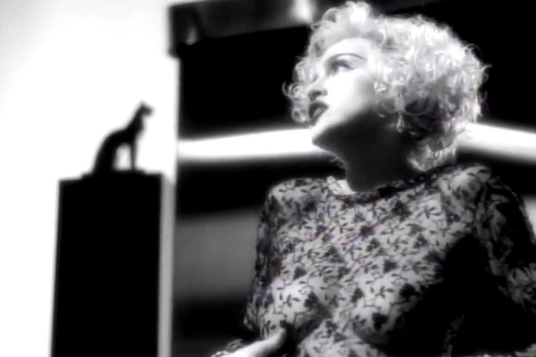David Fincher - 'Vogue' de Madonna