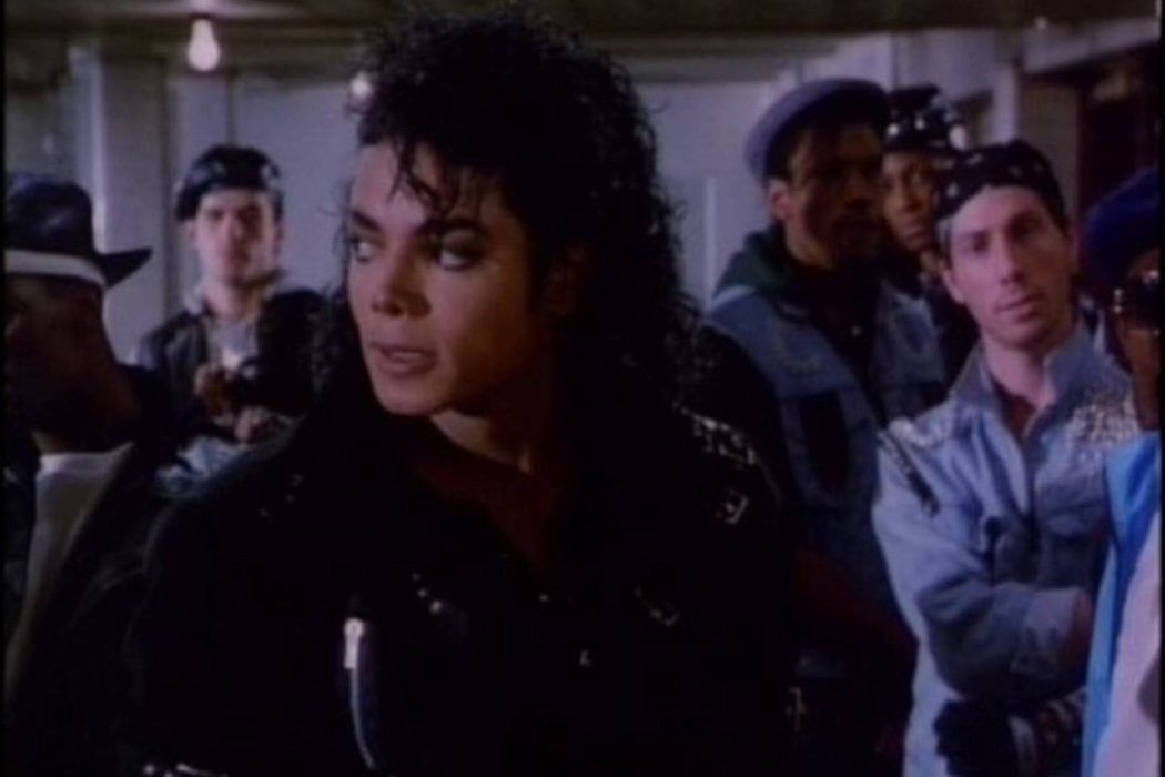 Martin Scorsese - 'Bad' de Michael Jackson