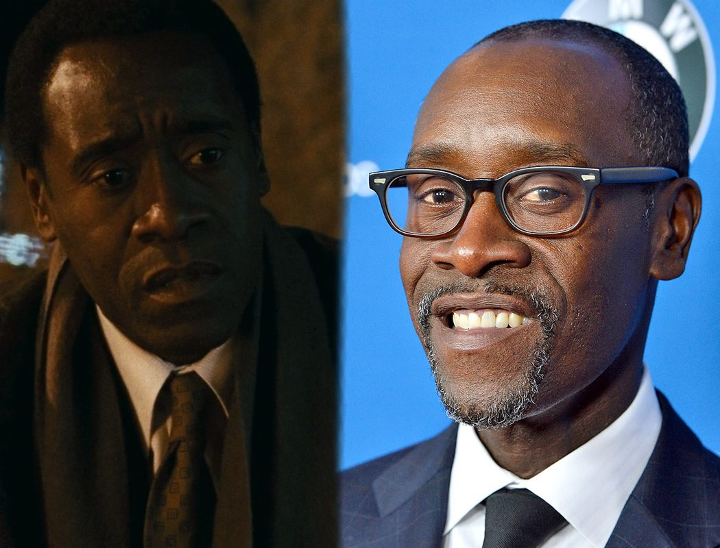 Don Cheadle (Detective Waters)