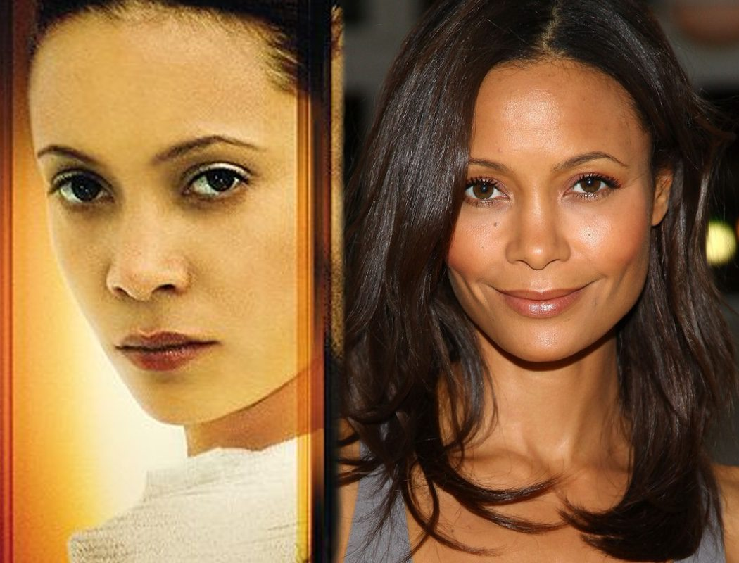 Thandie Newton (Christine Thayer)