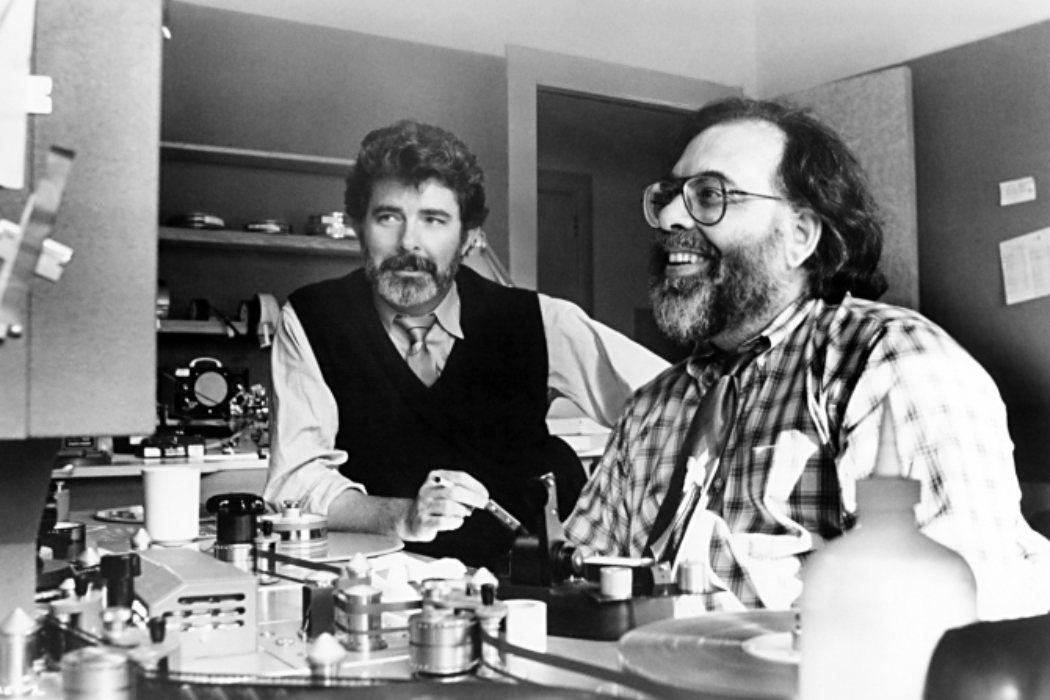Copiando la personalidad de Francis Ford Coppola