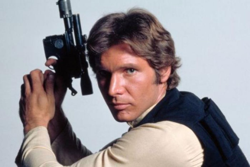 La pistola de Han Solo