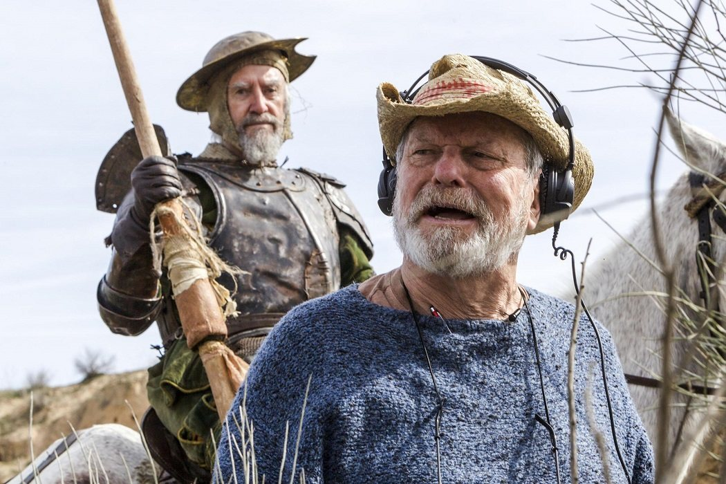 Años 90: 'Don Quixote'
