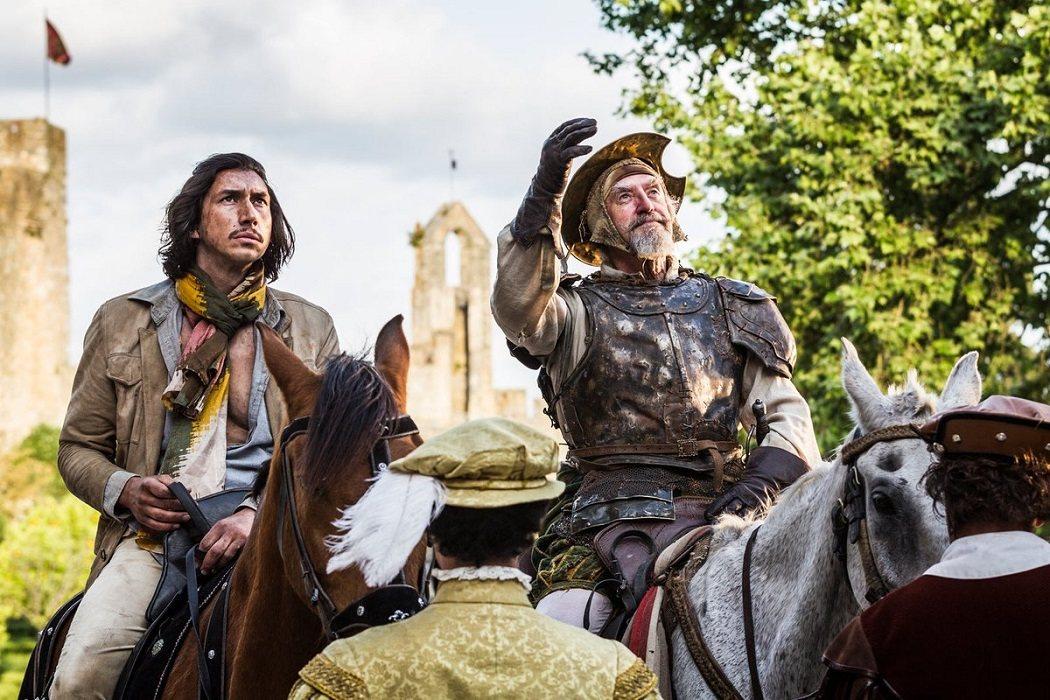 2017-2018: 'El hombre que mató a Don Quijote'
