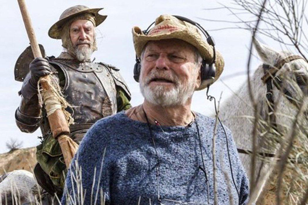 Terry Gilliam, 'El hombre que mató a Don Quijote'