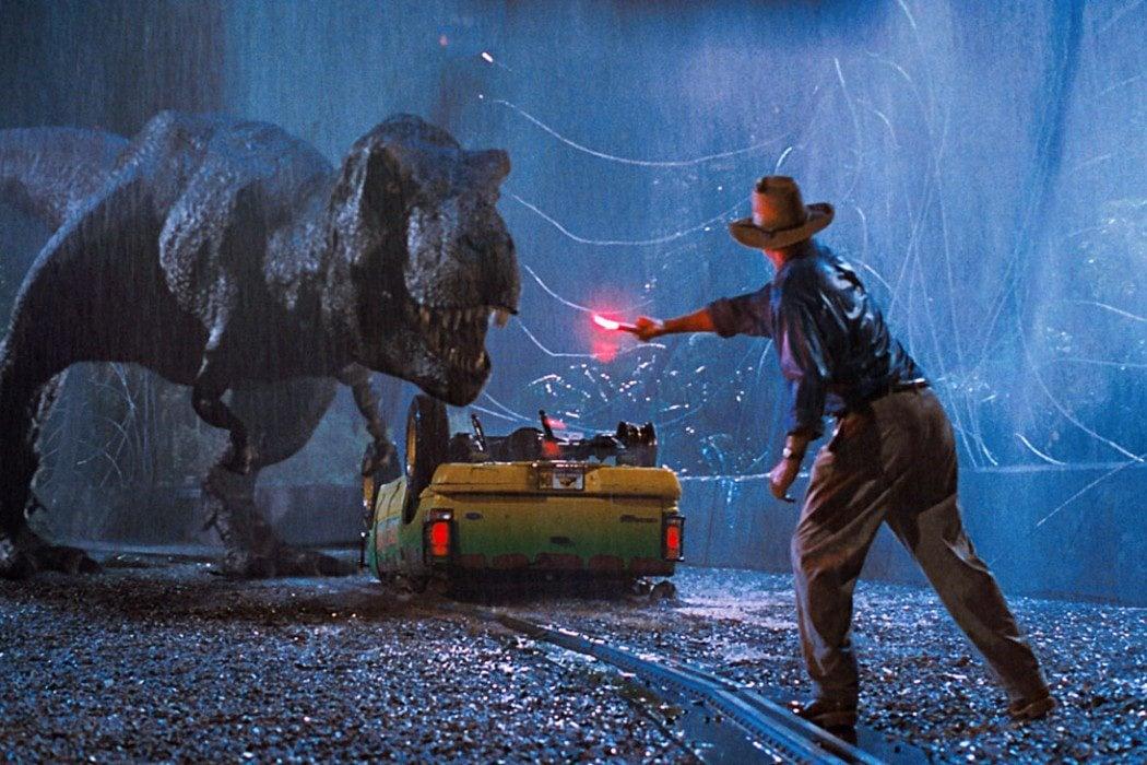 Primera aparición del T-Rex