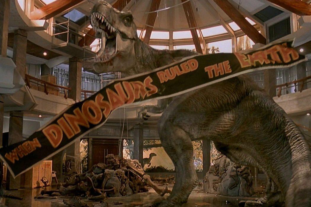 T-Rex al rescate