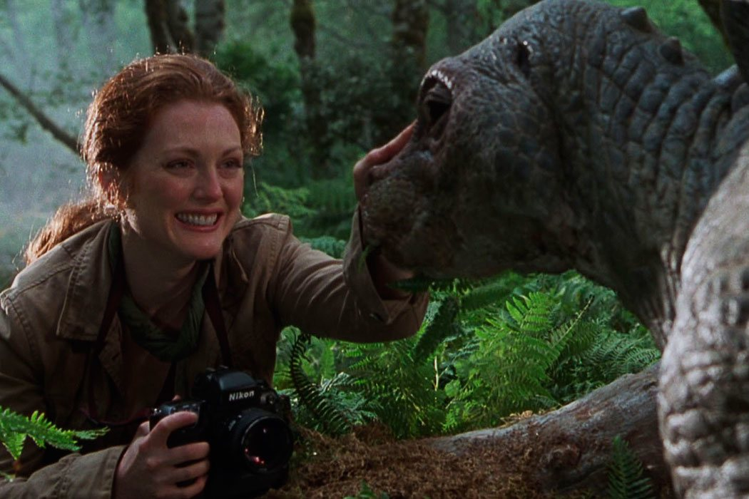 'El Mundo Perdido (Jurassic Park)'
