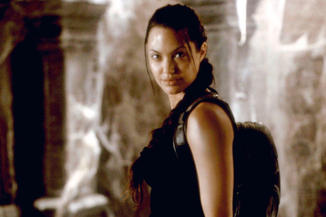Lara Croft en 'Tomb Raider' (1 y 2)