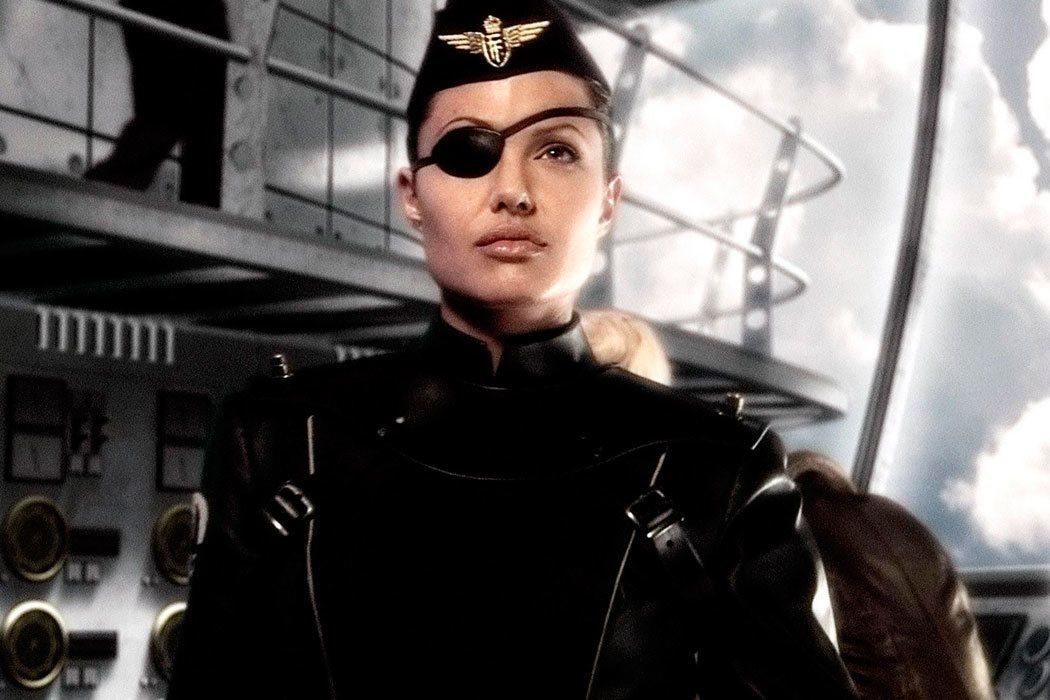 Franky en 'Sky Captain y el mundo del mañana'