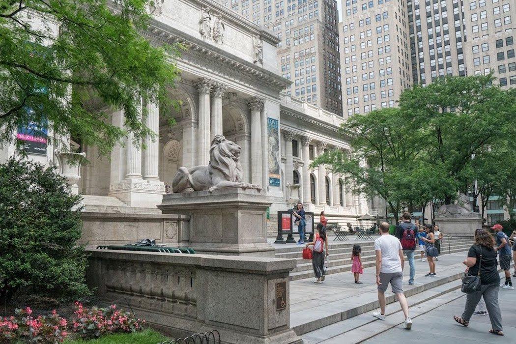 'Ex Libris: La biblioteca pública de Nueva York' (Frederick Wiseman)