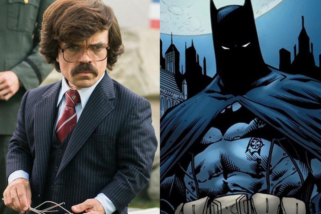 Nunca ha leído cómics, pero su superhéroe favorito es Batman