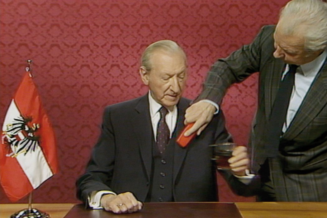 'El caso Kurt Waldheim' (Ruth Beckermann)