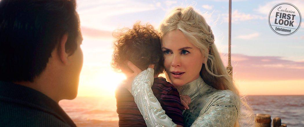 Nicole Kidman es la Reina Atlanna