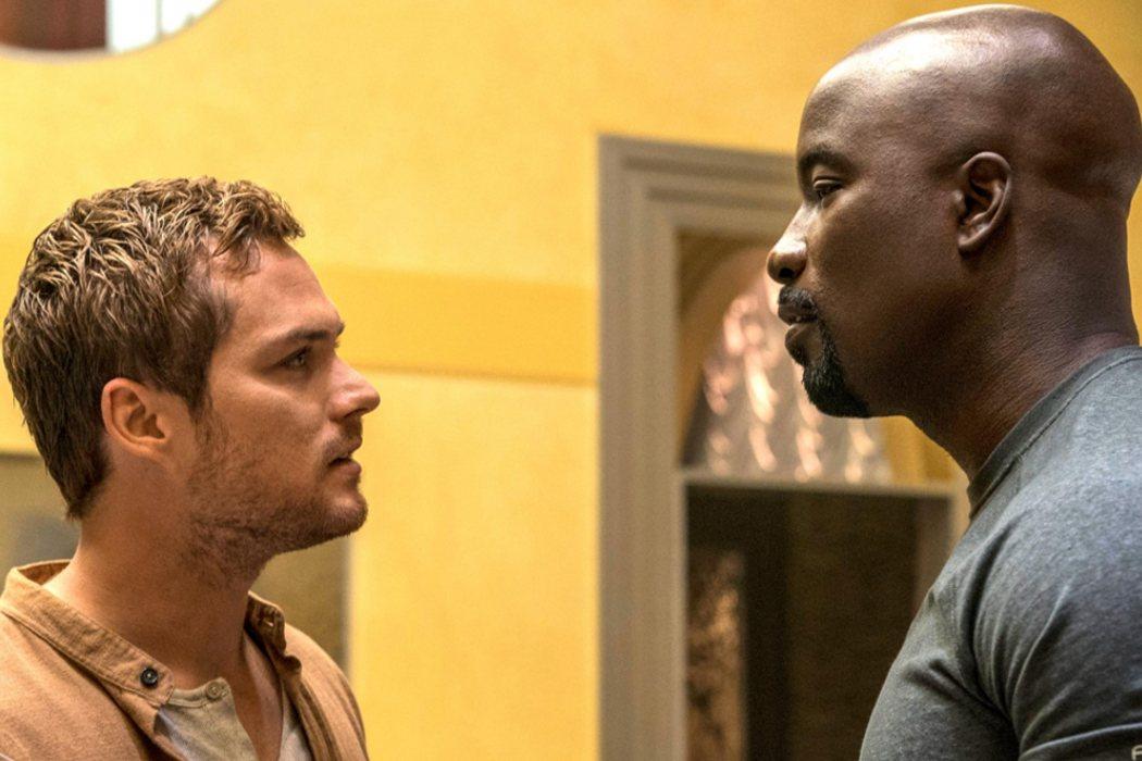 Danny Rand/Iron Fist visitará a Luke en Harlem