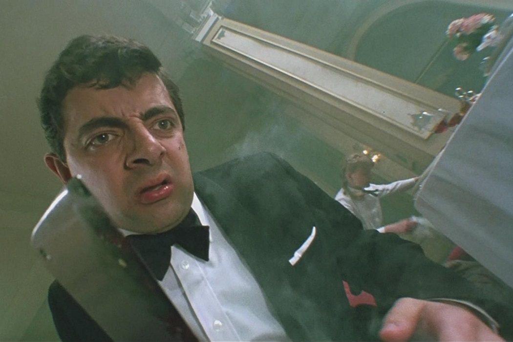 Mr. Bean en estado puro