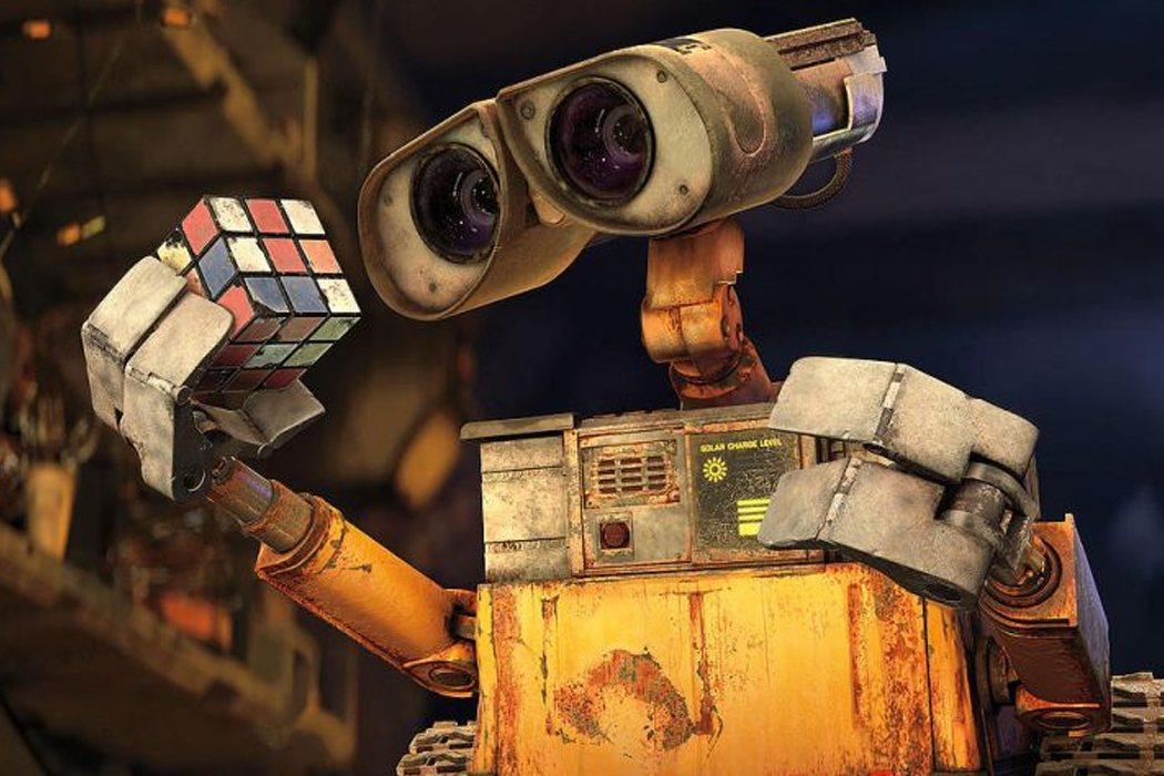 Wall-E ('WALL-E: Batallón de limpieza')