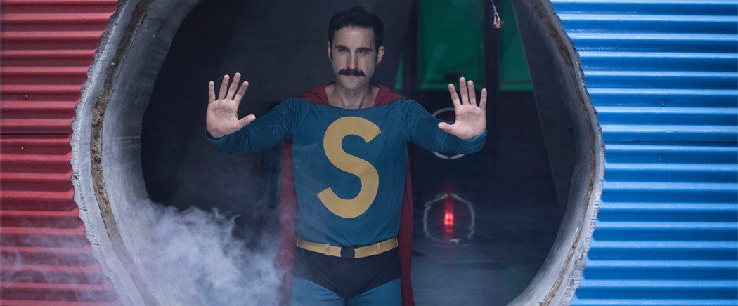 Dani Rovira interpreta a nuestro superhéroe patrio