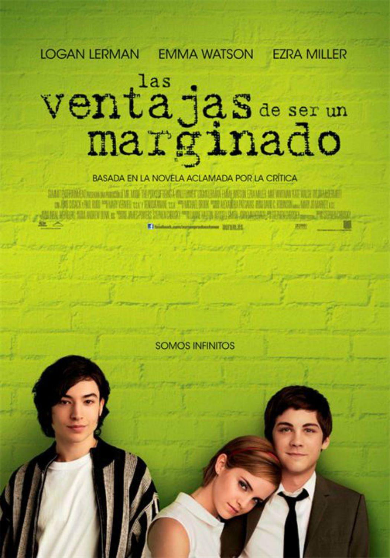 'Las ventajas de ser un marginado' (2012)