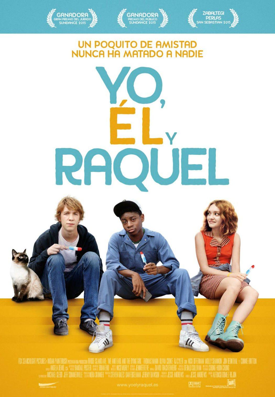 'Yo, él y Raquel' (2017)