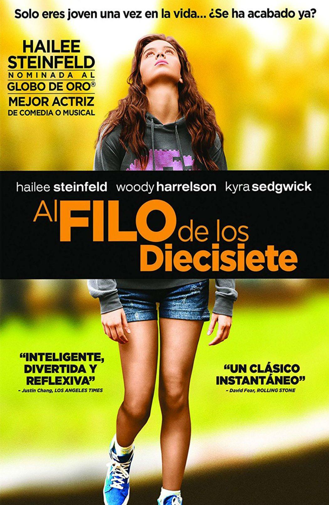 'Al filo de los diecisiete' (2016)