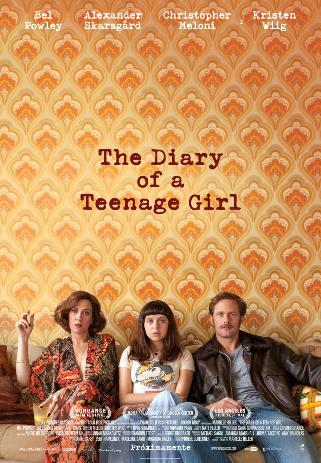 'The Diary of a Teenage Girl' (2015)