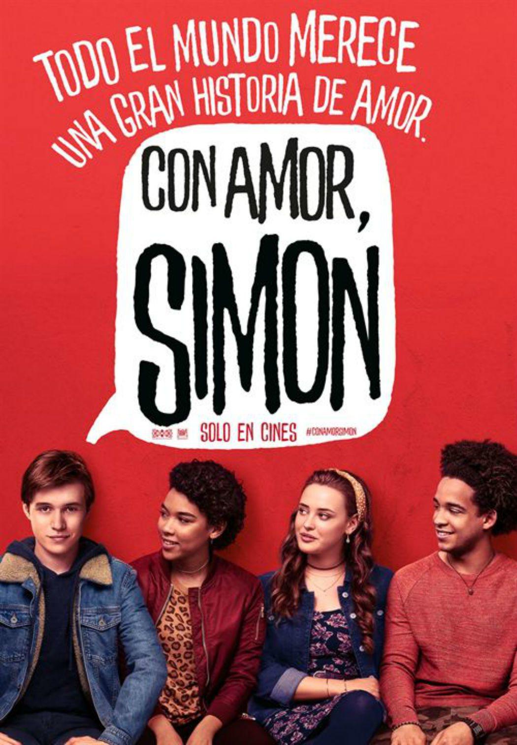 'Con amor, Simon' (2018)