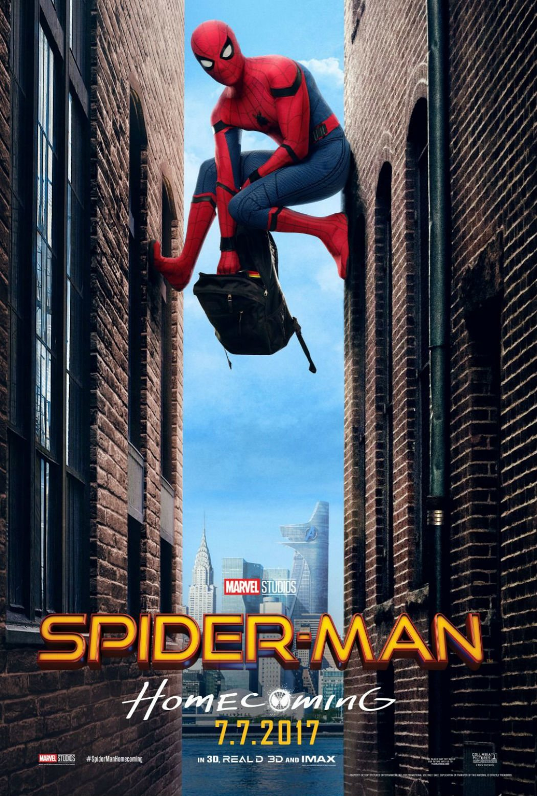 'Spider-Man: Homecoming' (2017)