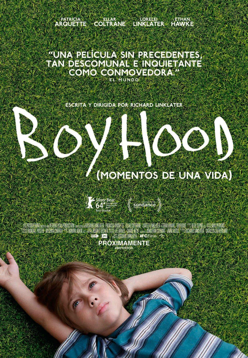 'Boyhood' (2014)