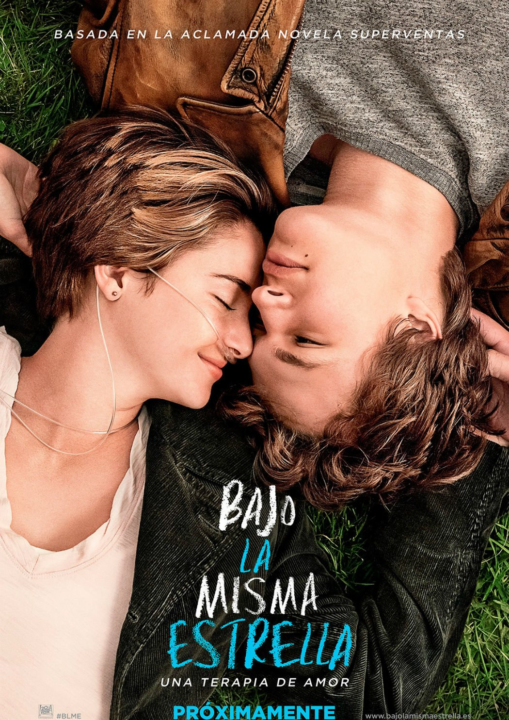 'Bajo la misma estrella' (2014)