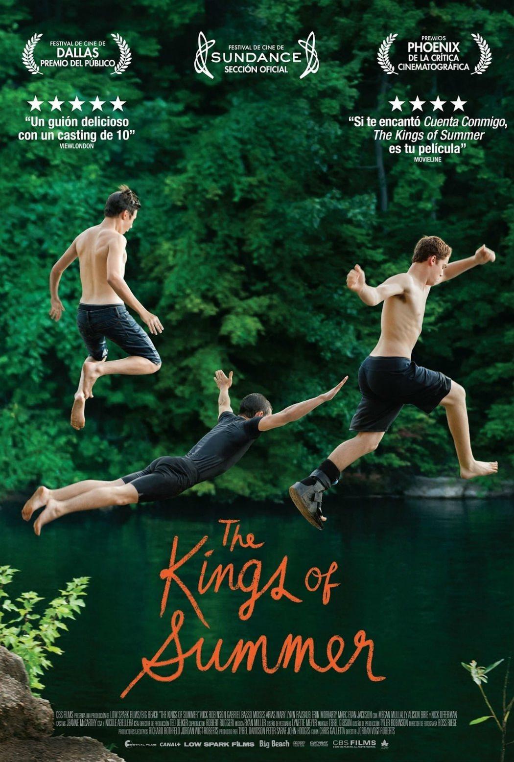 'Los reyes del verano' (2013)