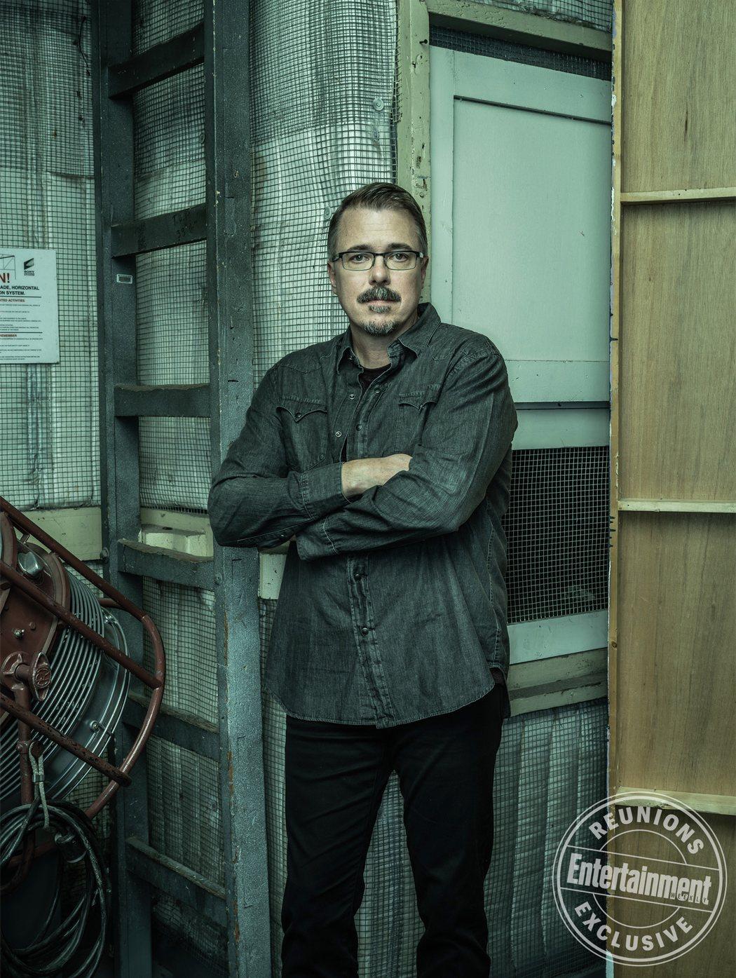 Vince Gilligan, el gran artífice de esta gran serie