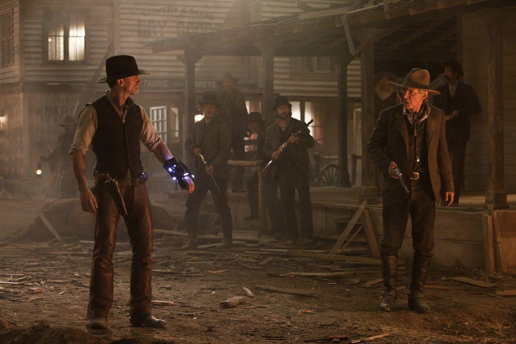 'Cowboys & Aliens' (2011)