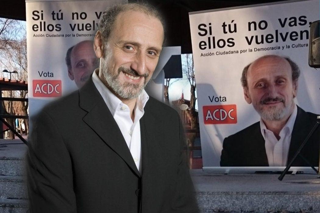 Enrique Pastor se convertirá en alcalde