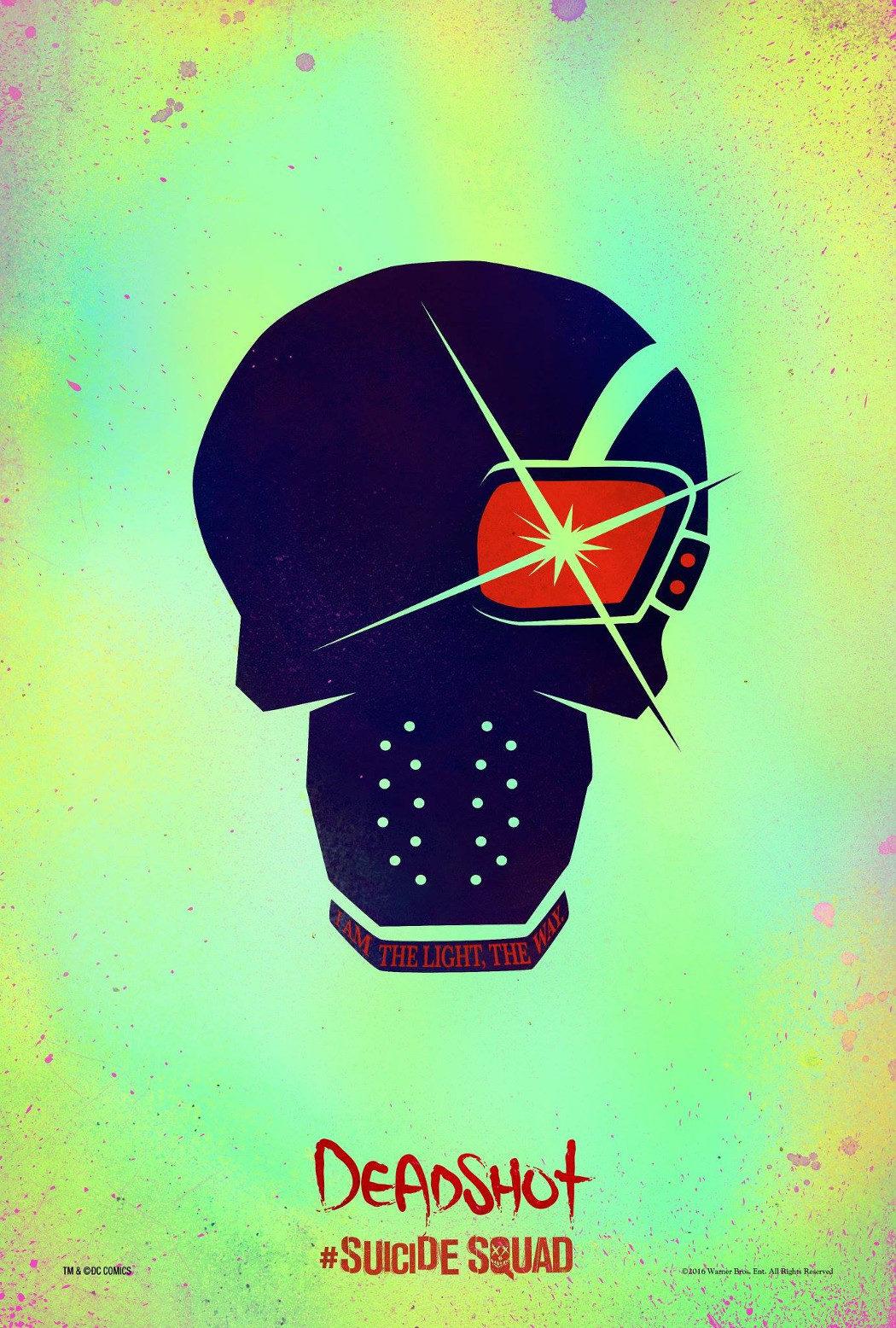 Deadshot - 'Escuadrón Suicida'