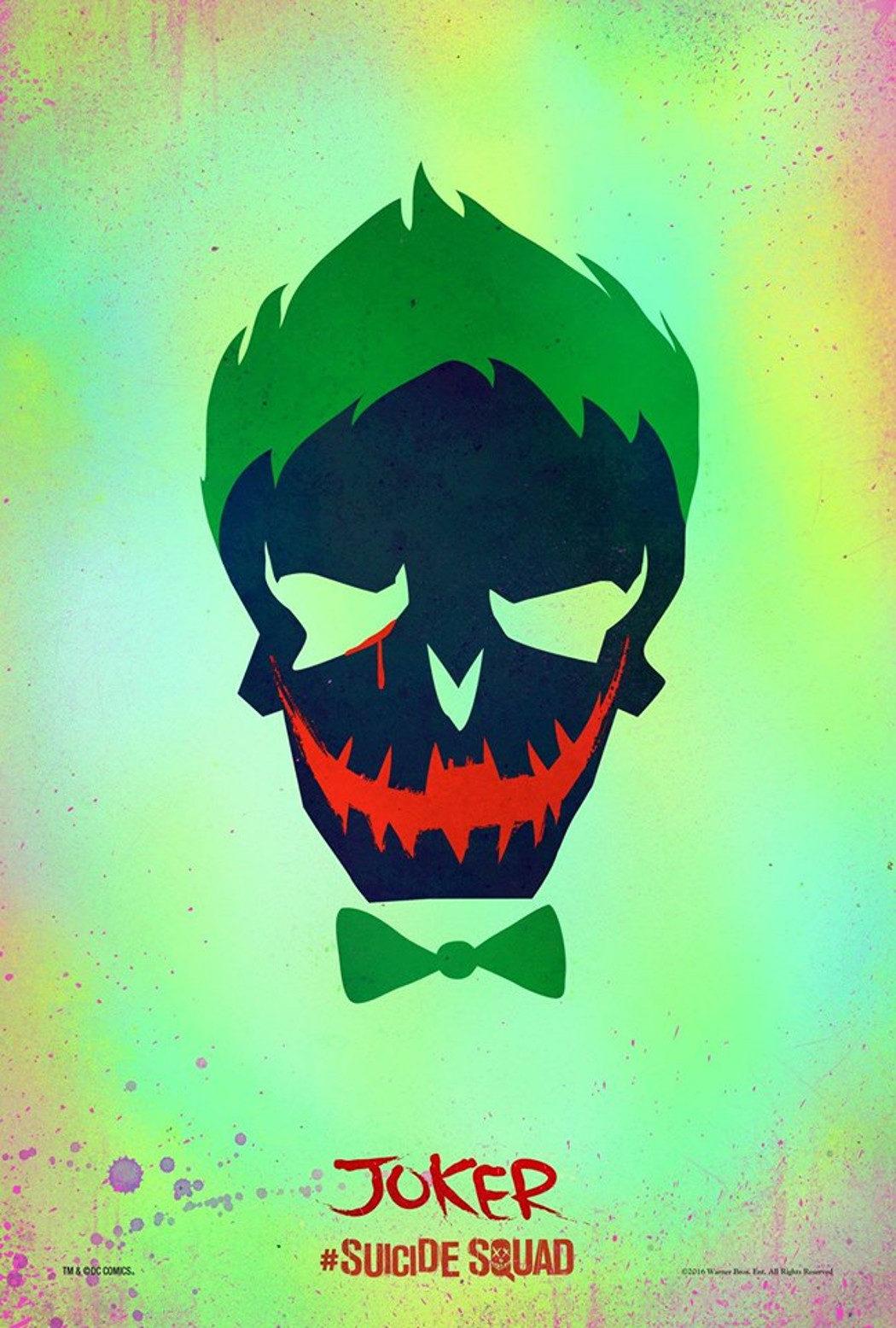 Joker - 'Escuadrón Suicida'