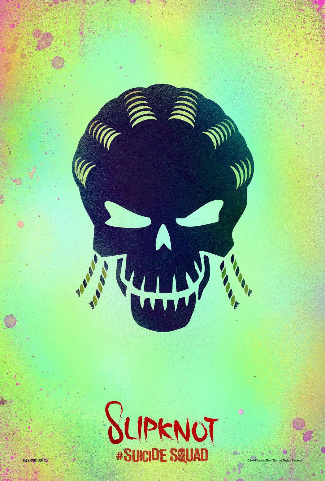 Slipknot - 'Escuadrón Suicida'