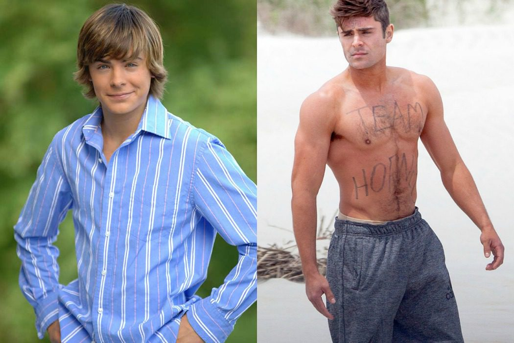 Zac Efron - Troy