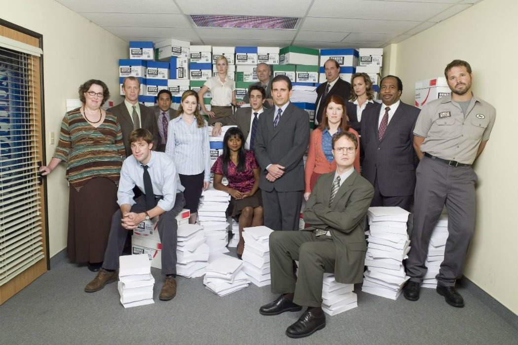 'The Office' (UK/US)