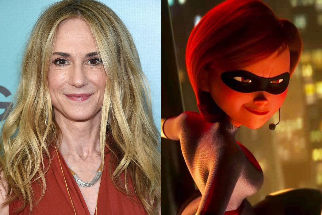 Holly Hunter es Elastigirl