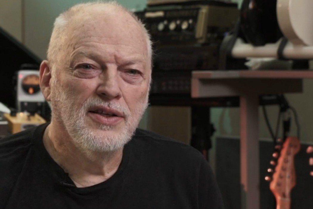 El crítico Gilmour