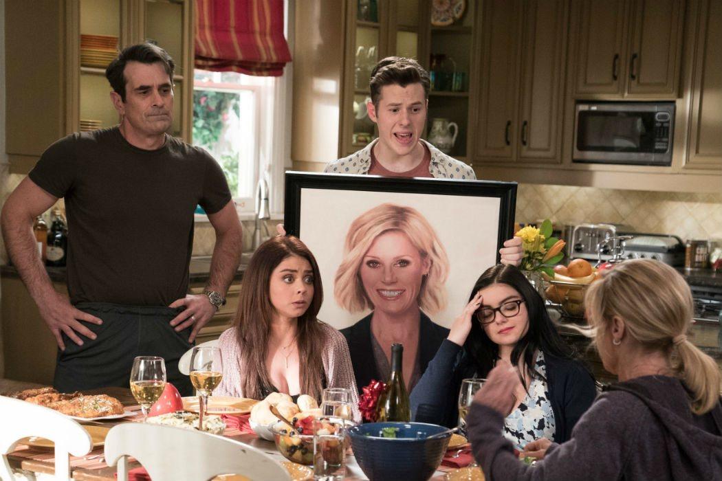 Olvidada: 'Modern Family'