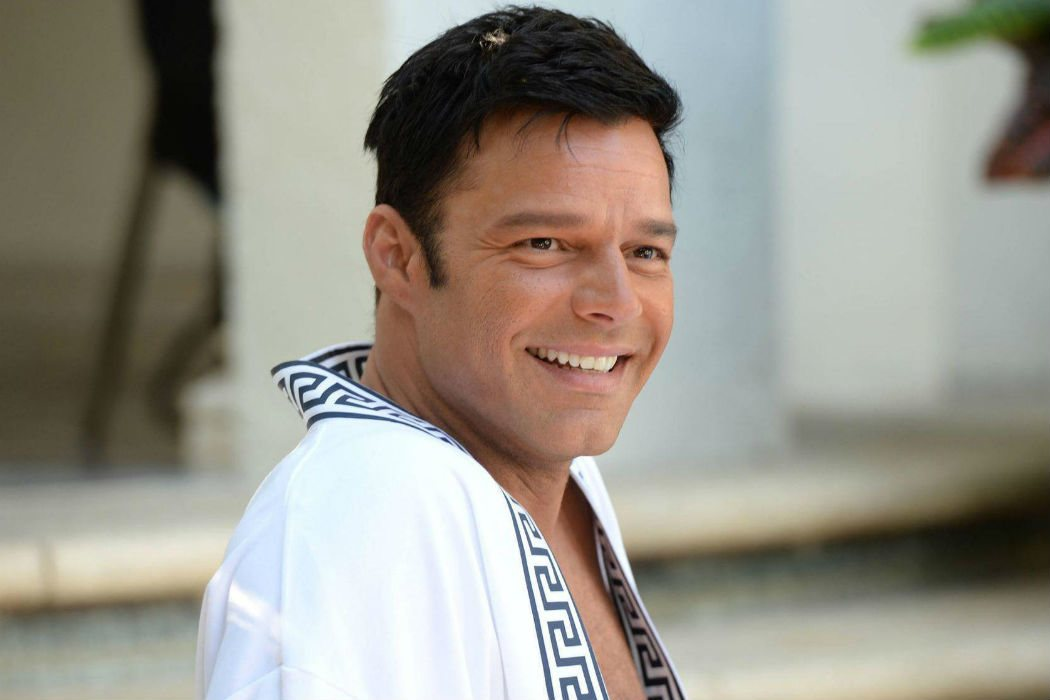 Sorpresa: Ricky Martin