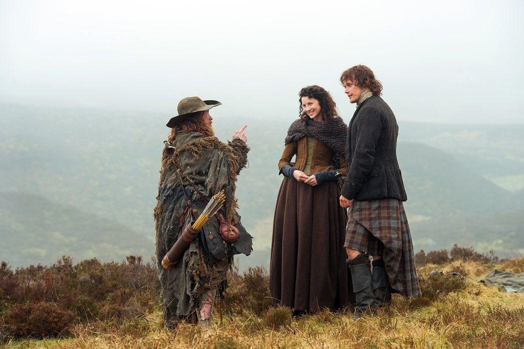 Olvidada: 'Outlander'