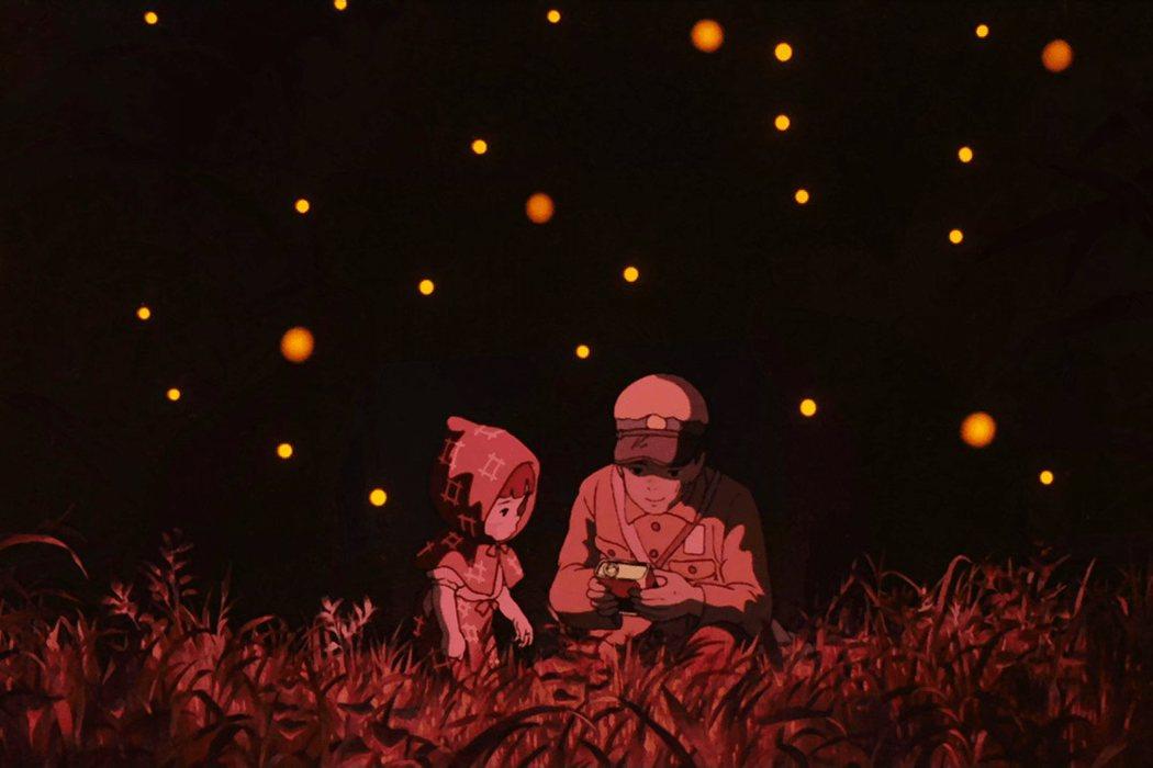 ¿Por qué la tumba de luciérnagas?