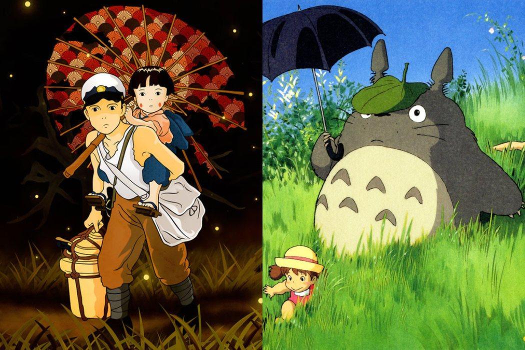 Sesión doble con Totoro