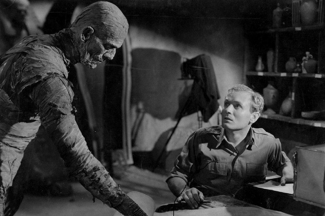 Boris Karloff en 'La momia'