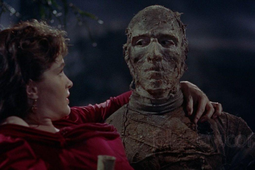 Christopher Lee en 'La momia' (1959)